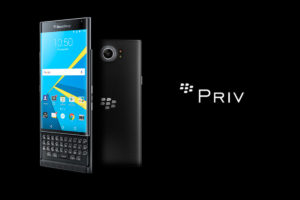 """Phone Review: The Blackberry """"Priv"""" – Saul Theory"""